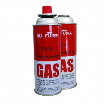 220g 250g Butane gas cartridge canister can cylinder