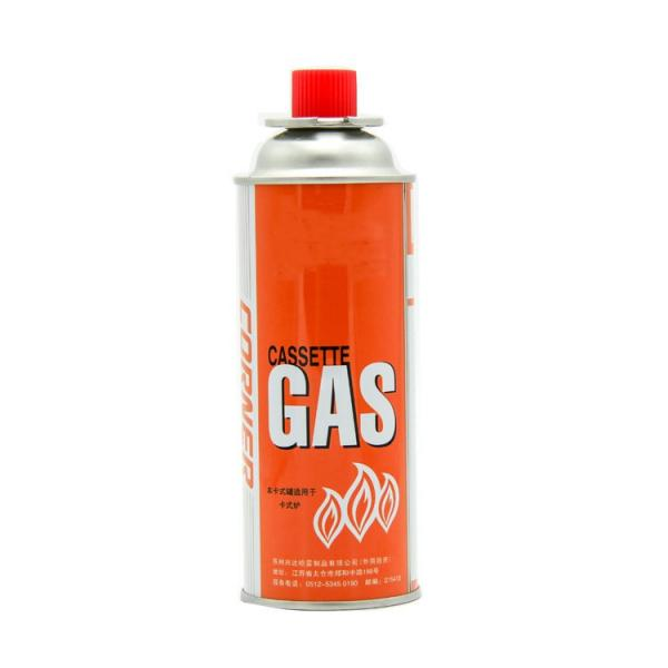 Camping stove use Accessory of Empty Aerosol Spray Butane Gas Canister